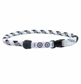 Swanny's Winnipeg Jets Skate Lace Necklace
