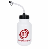 ProGuard Hockey Monkey Water Bottle w/ Straw