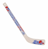 Quebec Nordiques Plastic Mini Hockey Stick