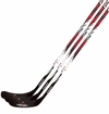 RBK 7K Sickick Red Grip Jr. Hockey Stick - 3 Pack