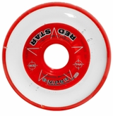 Red Star Sniper GT 74A Roller Hockey Wheel - Clear