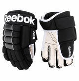 Reebok 10K Nylon Yth. Hockey Gloves