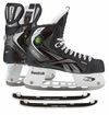 Reebok 14K Pump Sr. Ice Hockey Skates w/ Free Rocket Runners