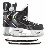 Reebok 20K Pump Sr. Ice Hockey Skates w/ Free Rocket Runners
