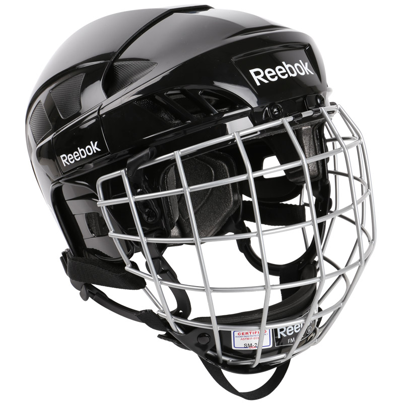 Reebok 11K Hockey Helmet  YouTube