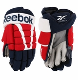 Reebok 4-Roll Ultra Jr. Hockey Gloves
