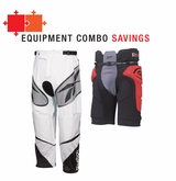 Reebok 9K Junior Roller Hockey Pant & Girdle Combo