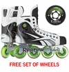 Reebok 9K Pump Jr. Inline Hockey Skates