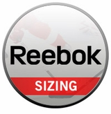 Reebok Apparel Sizing Chart
