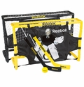 Reebok Fleury Mini Hockey Net Deluxe Set