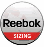 Reebok Girdle Sizing Chart
