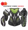 Reebok Kinetic Fit 12K Jr. Hockey Equipment Combo