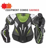 Reebok Kinetic Fit 12K Sr. Hockey Equipment Combo