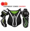 Reebok Kinetic Fit 12K Yth. Hockey Equipment Combo