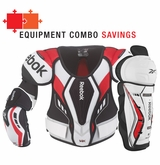 Reebok Kinetic Fit 14K Jr. Hockey Equipment Combo