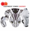 Reebok Kinetic Fit 20K Yth. Hockey Equipment Combo
