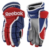 Montreal Canadiens Reebok KFS Pro Stock Hockey Gloves - Subban #76