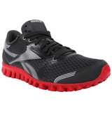 Reebok RealFlex Optimal Men's Training Shoes - Gravel/Red/Silver