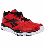 Reebok RealFlex Transition 2.0 Men's Training Shoes - Red/White/Black