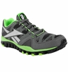Reebok RealFlex Transition 3.0 Men's Training Shoes - Black/Gunmetal/Green
