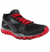 Reebok RealFlex Transition Men's Training Shoes - Black/Red/Gray