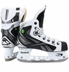 Reebok White 20K Pump Jr. Ice Hockey Skates
