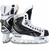 Reebok White 20K Pump Sr. Ice Hockey Skates