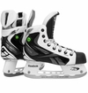 Reebok White K Pump Jr. Ice Hockey Skates