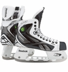 Reebok White K Pump Sr. Ice Hockey Skates