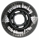 Revision Axis Indoor 74A Roller Hockey Wheel - Smoke