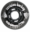 Revision Axis Indoor 74A Inline Hockey Wheel - Smoke