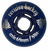 Revision Axis Outdoor 84A Inline Hockey Wheel - Royal