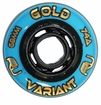 Revision Variant Gold 74A Roller Hockey Wheel - Blue