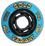 Revision Variant Gold 74A Inline Hockey Wheel - Blue