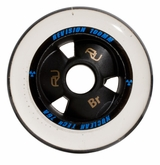 Revision Variant Nuclear C-Note Bronze 76A Inline Hockey Wheel -100mm