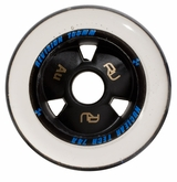 Revision Variant Nuclear C-Note Gold 74A Inline Hockey Wheel -100mm