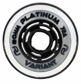 Revision Variant Platinum 72A Roller Hockey Wheel - Gray