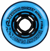 Revision Variant Plus 76A Roller Hockey Wheel - Blue