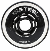 Revision Variant Steel Inline Hockey Wheel - Black