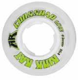 Rink Rat Crossbar Lite XXX 76A Inline Hockey Goalie Wheel - White/Green