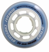 Rink Rat Crossbar Pro XXX 76A Roller Hockey Goalie Wheel - Blue/White '13