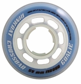 Rink Rat Crossbar Pro XXX 76A Inline Hockey Goalie Wheel - Blue/White '13