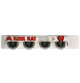 Rink Rat Crossbar XXX 76A Inline Hockey Goalie Wheel - 4 Pack