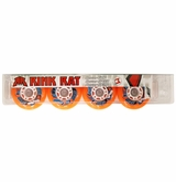 Rink Rat Envy X 84A Inline Hockey Wheel - Orange/Blue - 4 Pack