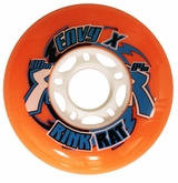 Rink Rat Envy X 84A Inline Hockey Wheel - Orange/Blue