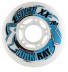 Rink Rat Envy XX 78A Roller Hockey Wheel - White/Blue