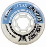 Rink Rat Hornet Split LE XXX 76A Roller Hockey Wheel - Blue/White '13