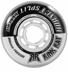 Rink Rat Hornet Split XXX 76A Roller Hockey Wheel - Black/White '13