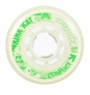 Rink Rat Identity Conflict 76A Roller Hockey Wheel - White/Green