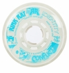 Rink Rat Identity Conflict 78A Roller Hockey Wheel  - White/Blue